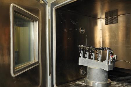 Prove di invecchiamento accelerato - Camera Climatica antideflagrante